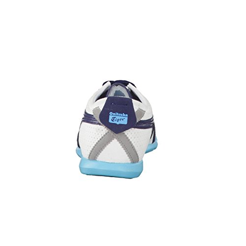 Onitsuka Tiger Rio Runner Sneaker White / Navy White/Dark Blue RQSqaG5B