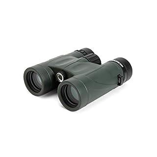 Celestron 71331 Nature DX 10×32 Binocular (Green)