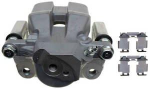 Raybestos Brakes FRC12014N Brake Parts Inc Raybestos Element3 New Semi-Loaded Disc Brake Caliper and Bracket Assembly Disc Brake Caliper Raybestos Element3 New Semi-Loaded Caliper /& Bracket Assy