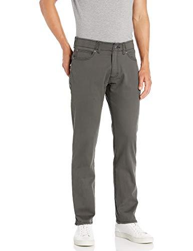 LEE Men's Modern Series Extreme Motion Athletic Jean, Dark Gray, 32W x 34L