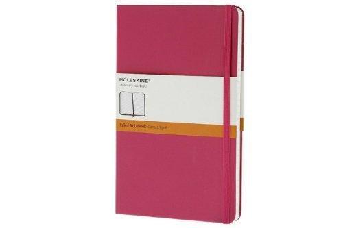 Moleskine Classic Notebook Large Orange