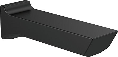 Delta Faucet RP90159BL Pivotal Non-Diverter Tub Spout, Matte Black by DELTA FAUCET