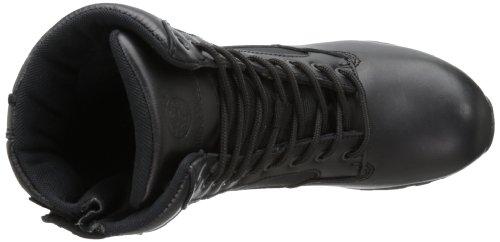 Smith & Wesson Mens Punktering Resistenta Blixtlås Tac Arbete Boot Svart