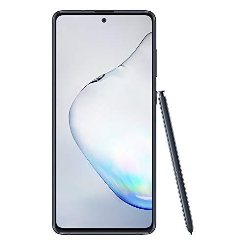 Samsung Galaxy Note10 Lite Hybrid-SIM 128 GB – Aura Black (UK Version)