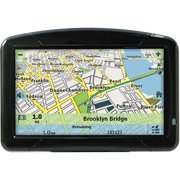 Omnitech Portable GPS Navigation System 4.3