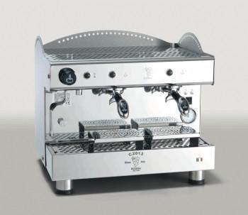 Espresso Machine 2 Head – Semi Auto Tank