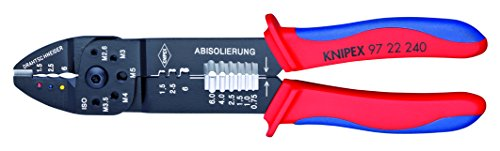 Knipex Tools 97 22 240 Crimping Pliers by KNIPEX Tools