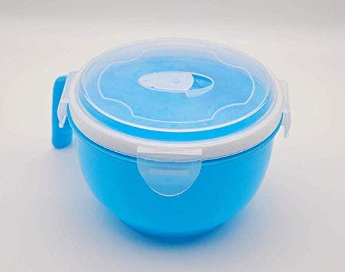 St@llion - Cuenco de plástico para microondas, horno y sopa ...
