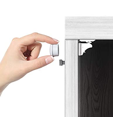 Jambini Magnetic Cabinet Locks