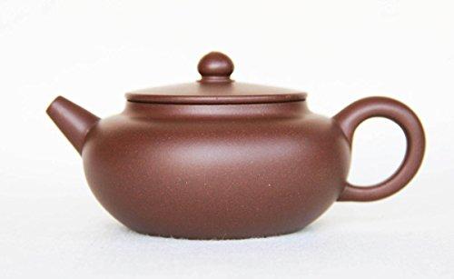 yixing purple clay teapot - 5