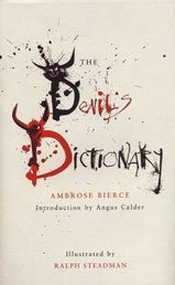 book cover of The Devil\'s Dictionary