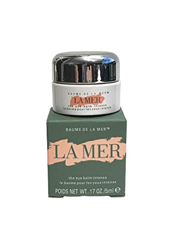La Mer The Eye Balm Intense  0.17 oz  5ml  Deluxe Travel Size