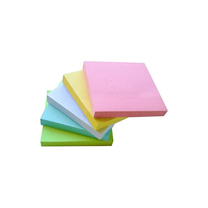 LinQuick Sticky Notes,Memo Self-Stick No