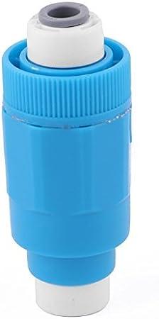 DealMux plástico Purificador de Agua Interruptor de conexión del ...