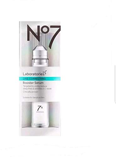 Boost No7 Laboratories LINE CORRECTING Booster Serum 15ml 0.5oz