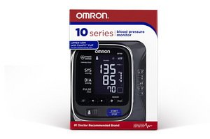 Choice Blood Pressure Monitor Arm 10 Series Two User True...