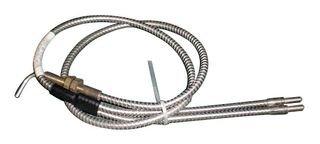 Fiber Optic Sensor, Bifurcated, Diffuse, Right Angled, BTA23S