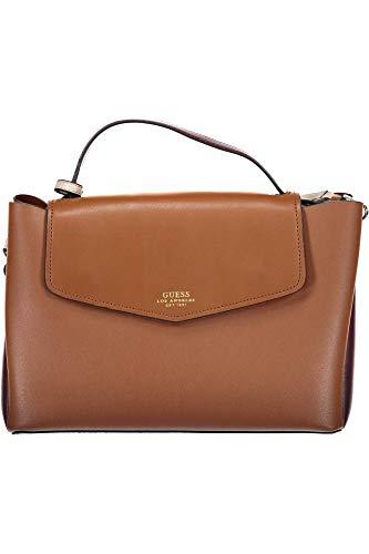 Cognac Marrone Donna Guess Borsa Jeans Vg709619 Tw1T6xaXI