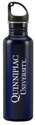 Quinnipiac University - 24-ounce Sport Water Bottle - Blue (University Quinnipiac)