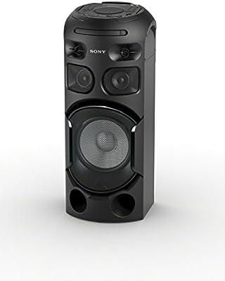 Sony MHC-V41D - Sistema Audio (Bluetooth, Luces de Fiesta, Control ...