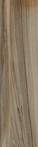 6x24 Marina Walnut Porcelain Plank Wood Look Field Tile Floor