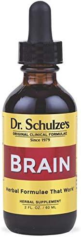 Brain Formula oz Wild Harvested Circulation