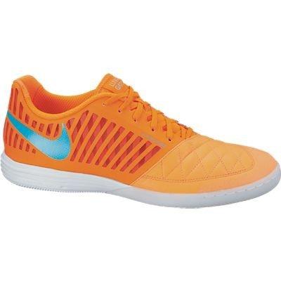 Nike FC247 Lunar Gato II - Atomic Orange/Total Orange/Gamma Blue