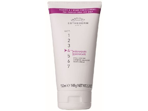 Institut Esthederm Cyclo System Youth Cream No Box with Professional Siz, 5.1oz, 150ml (Cyclo System)