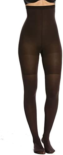Womens High Waisted Mid Thigh Shaping Tights product image