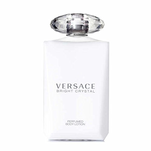 Versace Bright Crystal By Gianni Versace For Women, Body Lotion, 6.7-Ounce Bottle