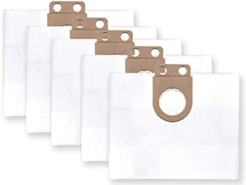 5x bolsas para aspirador tejido Metabo ASA 1202: Amazon.es: Hogar