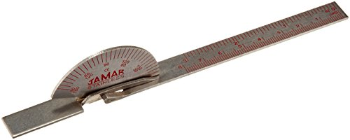 Jamar Stainless Steel Short Finger Goniometer, 6