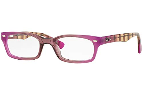 Ray-Ban Women's 0RX5150 Antique Pink One ()