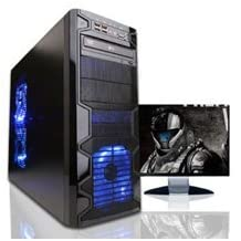 Microtel Computer® AMTI7018 Liquid Cooling PC Gaming Computer with Intel i7 4790K 4.0Ghz, 16GB DDR3 1600mhz, 2TB Hard Drive 7200RPM, 24x DVDRW, Nvidia Geforce 970 GTX 4GB GDDR5 Video Card, 800Watt PS + WIFI