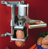 Nemco (55450-6) Six Section Wedge Easy Fry Cutter by Nemco