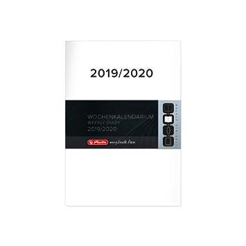 Herlitz 50022625 - Agenda escolar de recambio Flex A5, 2019 ...