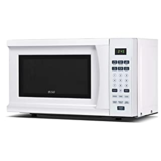 Commercial Chef CHM770W 700 Watt Counter Top Microwave Oven, 0.7 Cubic Feet, White Cabinet (B00BGTOEBK) | Amazon price tracker / tracking, Amazon price history charts, Amazon price watches, Amazon price drop alerts