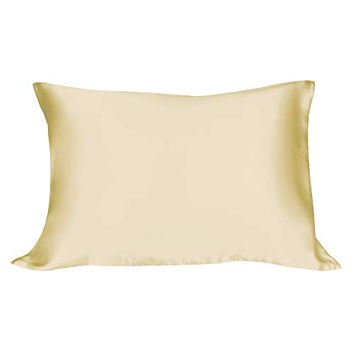 Amazon Com Lulusilk Mulberry Silk Pillowcase For Hair And