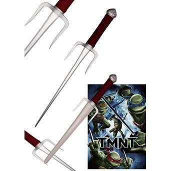 Real Fire N Steel Teenage Mutant Ninja Turtles   Raphael's Sai (Pair) by Real Fire N Steel
