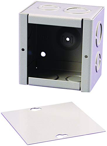 CSKO36246 - Metal Enclosure, Screw Cover and With Knockouts, Type 1, Electrical / Industrial, Steel, 914 mm (CSKO36246)
