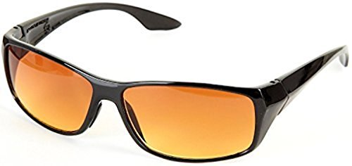 Hd Vision Unisex Black - Sunglasses Seen