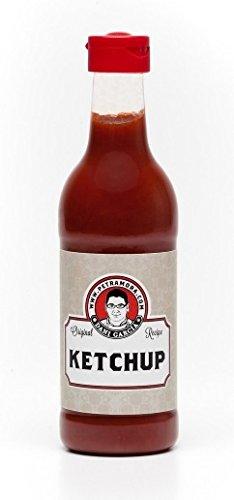 Petra Mora - Salsa gourmet ketchup DANI GARCÍA 220 g: Amazon.es: Alimentación y bebidas