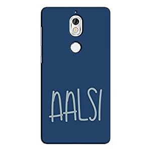Cover It Up - Aalsi Nokia 7 Hard Case
