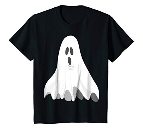 Kids GHOST Halloween T Shirt Horror Films Men