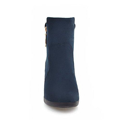EU Bleu Bleu 5 Femme Abl10011 Marine 37 ABL10011 Plateforme BalaMasa gIRw8n