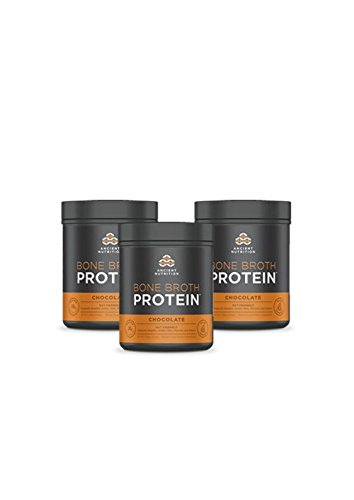 Bone Broth Protein – Chocolate 3 Pack For Sale