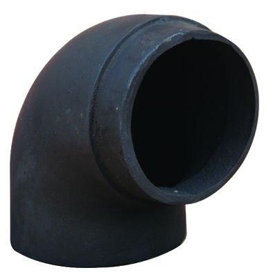 Tubería de hierro fundido KMS para estufa de leña de la chimenea Multifuel 12,7