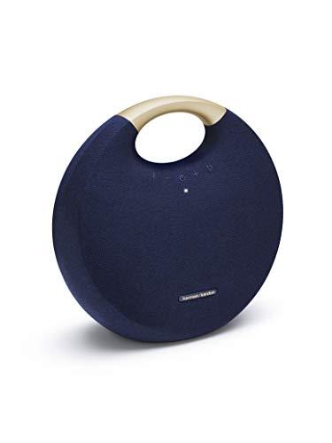 Harman Kardon Onyx Studio 6 Bluetooth Speaker with Handle - Blue