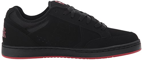 Nero Metal Etnies Nero Scarpa Black Mulisha Black Red Swivel Rosso rqIFTqHP