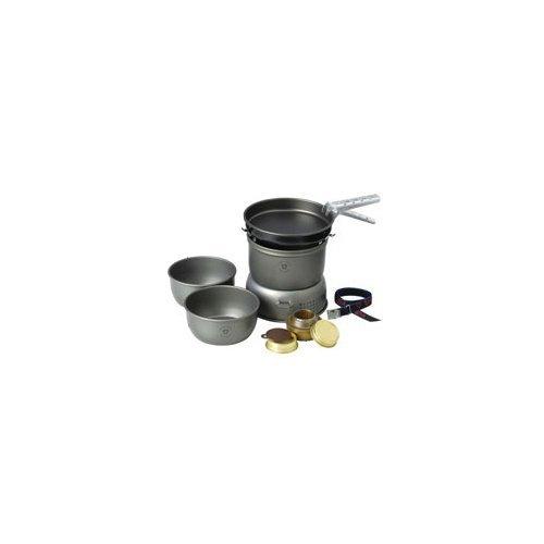 (トランギア) trangia prms-032 調理器具 ストームクッカーSULハードアノダイズド/TR-27-3HA B00ZTW1HWY